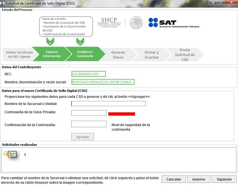 Capture8 - ¿Cómo tramitar mi Certificado de Sello Digital (CSD) con el SAT?