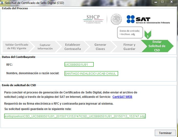 Capture12 - ¿Cómo tramitar mi Certificado de Sello Digital (CSD) con el SAT?