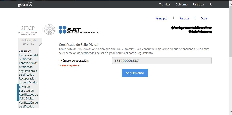 Capture19 - ¿Cómo tramitar mi Certificado de Sello Digital (CSD) con el SAT?